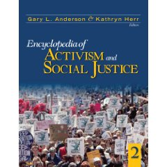 Encyclopedia of Activism and Social Justicec