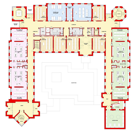 Ohrstrom library digital archives places of invention for Floor mathematics